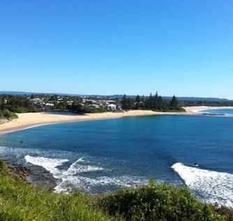To spend your holidays at this splendid vacation name Caloundra.