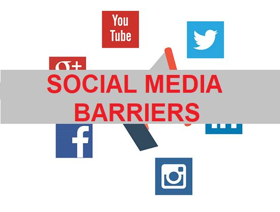 6 Disquieting Barriers for Social Media Results