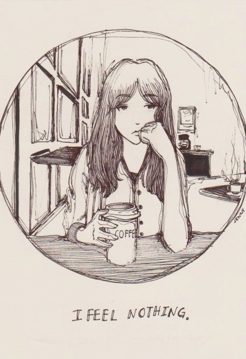 A arte depressiva de Jenny Yu - Choco la Design | Choco la Design | Design é como chocolate, deixa tudo mais gostoso.