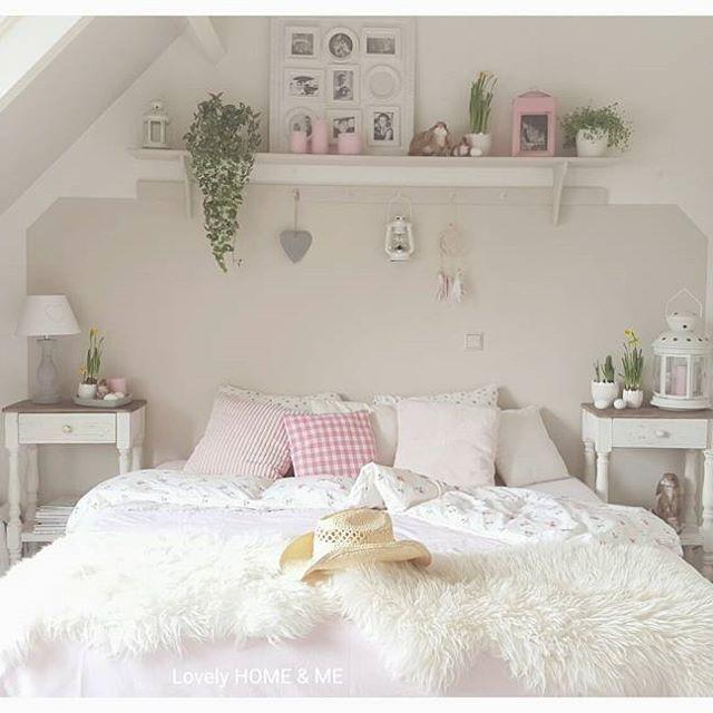 Die 25+ Besten Ideen Zu Schlafzimmer Innengestaltung Auf Pinterest ... Schlafzimmer Einrichten Landhaus