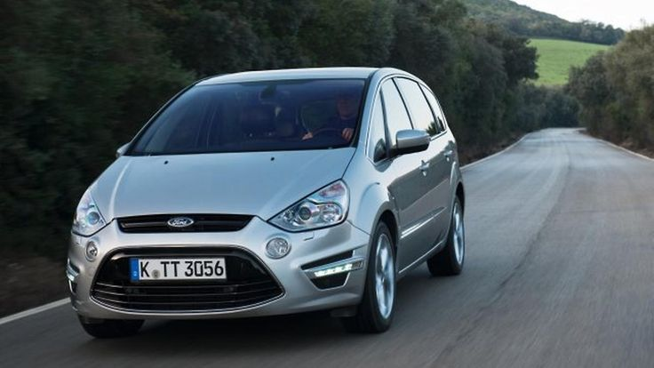 Sportwagen unter den Familienautos: Beim Ford S-Max gibt's wenig zu meckern