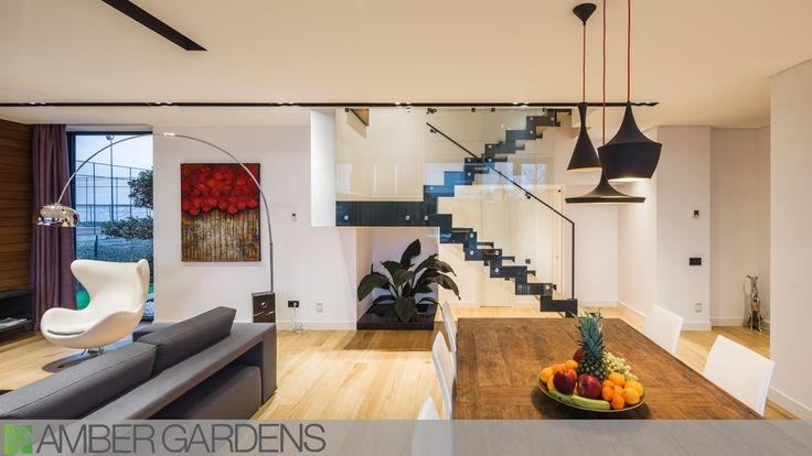 Ansamblul rezidential Amber Gardens, Bucuresti - Alesonor - casa verde, arhitectura moderna, design bioclimatic