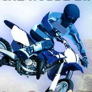 jocuri-Motociclete in jurul coastelor cu bucle