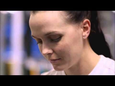 Victoria Pendleton: Cycling's Golden Girl [Part 3/4] - YouTube