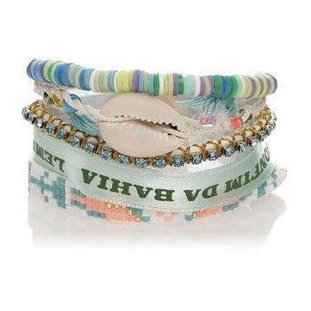 Bracelet brésilien Wave , Hipanema , Nouvelle Collection et ventes privées , Ref 1246763