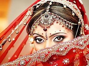 Потрясающе красивые свадебные наряды Индии - Ольга Крапивина (Нечего надеть?) - Ярмарка Мастеров http://www.livemaster.ru/topic/1201551-potryasayusche-krasivye-svadebnye-naryady-indii