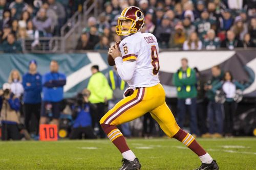 Washington could limit Kirk Cousins in Week 17, should be on... #Redskins: Washington could limit Kirk Cousins in Week 17,… #Redskins