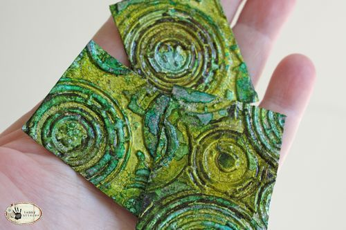 METAL, CRACKLE, ALCOHOL INKS...wow!: Aluminum Sodas, Alcohol Ink Ideas Tutorials, Crackle Metals, Metals Pendants, Ink Crackle, Crackle Medium, Alcohol Inks, Ink Paintings, Art Projects