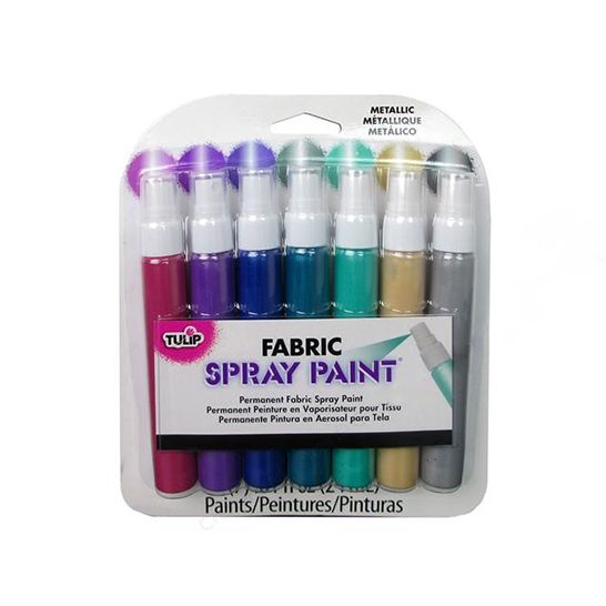 diy fabric spray paint darby smart personalized crafts craft. Black Bedroom Furniture Sets. Home Design Ideas