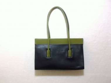 Cleo And Patek Black Green Tote Handbag 129 99