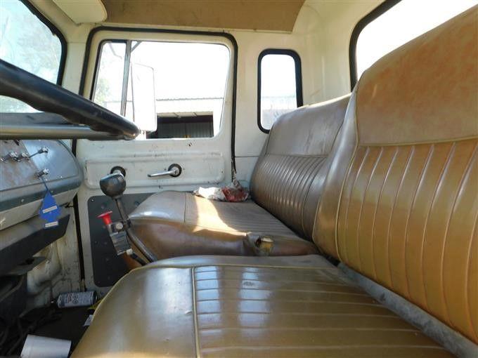 1969 International Loadstar C1600 Grain Truck BigIron