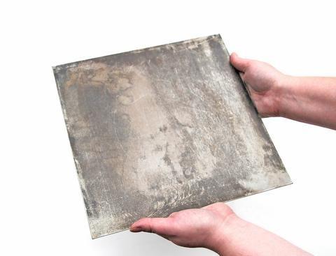 reconstruction studies - weathered steel