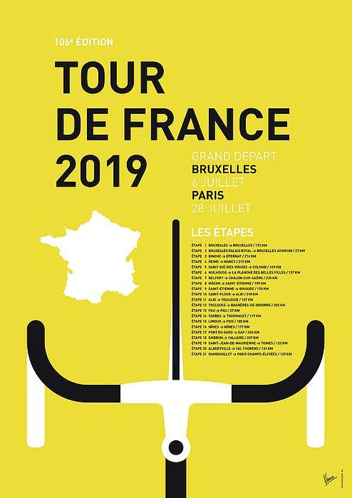 TOUR DE FRANCE – EYE CANDY 2019 Tags  2019 b98fb8a84