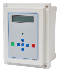 The Series 150 Microprocessor controller has features and options to allow the OEM flexibility to meet many different specifications. The controller has five relay outputs, four dry contact inputs and two TDS/conductivity inputs. A 2 line by 20 character LCD display provides the operating status of the RO unit along with the water quality, operating hours and water temperature.: Contact Inputs, 150 Microprocessor, Character Lcd, Dry Contact, Microprocessor Controller, 20 Character, Lcd Display, Tds Conductivity Inputs, Oem Flexibility
