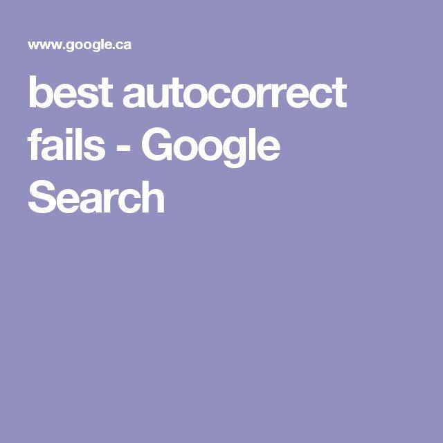 best autocorrect fails - Google Search
