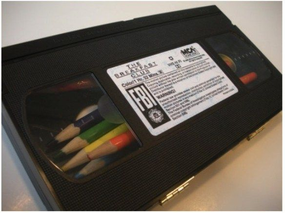 Top 10 Things To Make and Do With Old VHS Tapes