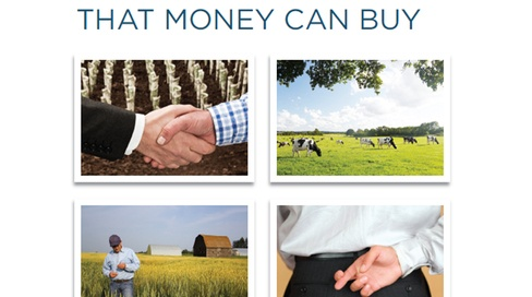 "The Center for Food Safety released an eye-opening report: ""Best Public Relations Money Can Buy: A Guide to Food Industry Front Groups."" It documents how corporations like Monsanto, Cargill, General Mills, DuPont, Coca-Cola, and Pepsico use front groups to manipulate public opinion and policies in order to increase their own profits in ways that put public health at greater risk."