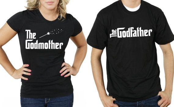 The Godfather The Godmother TShirt The by TshirtsUniversity, $39.99