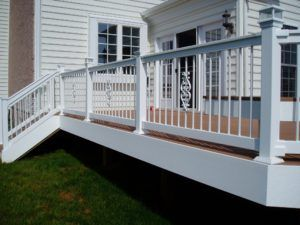 Vinyl Porch Railing Systems