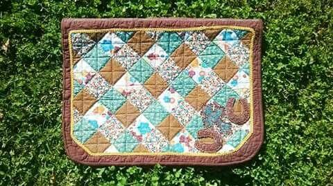Saddle rug