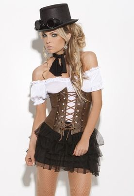 fabulous steam: Steampunk Corsets, Corsets Halloween, Steampunk Costumes, Halloween Costumes, Sexy Steampunk, Steampunk Pirate, Pirates Costumes, Pirate Costumes, Costumes Lievyourfantasi