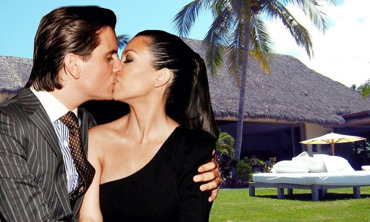 Doting parents Kourtney Kardashian and Scott Disick to marry in Mexico #DailyMail
