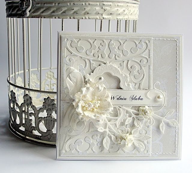 Best Dorotomk Cards Images On Pinterest Shabby Chic Cards - Place card maker