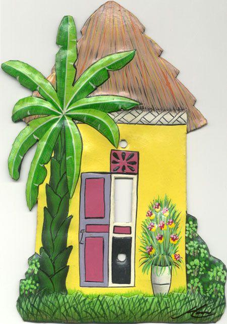 Best 209 Haitian Art images on Pinterest   Haitian art, Metal wall ...