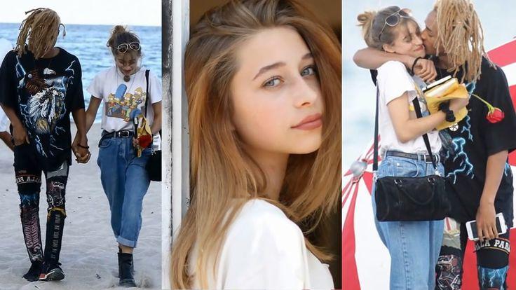 Jaden Smith New Girlfriend Odessa Adlon 2017 - Star Celebrity Online