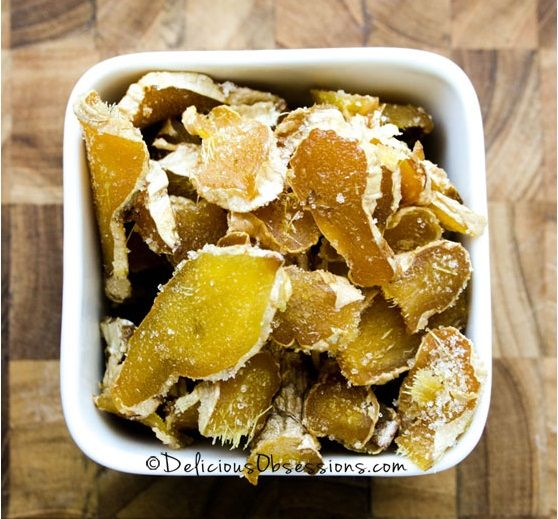 Mézzel kandírozott gyömbér készítése - recept - Testünk-Egészségünk-Diéta