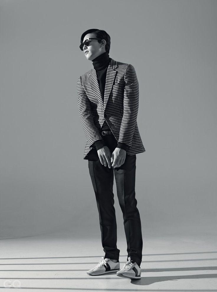 가을 터틀넥과 니트, 스타일 화보 | GQ KOREA (지큐 코리아) 남성 패션 잡지