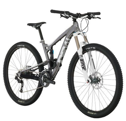 SALE Diamondback Bicycles 2014 Sortie 1 Trail Full Suspension Mountain Bike (29-Inch Wheels), 17-Inch, Silver