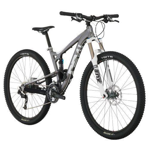 SALE Diamondback Bicycles 2014 Sortie 1 Trail Full Suspension Mountain Bike (29-Inch Wheels), 17-Inch, Silver