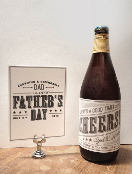 Father's Day #printable from Hello Lucky.