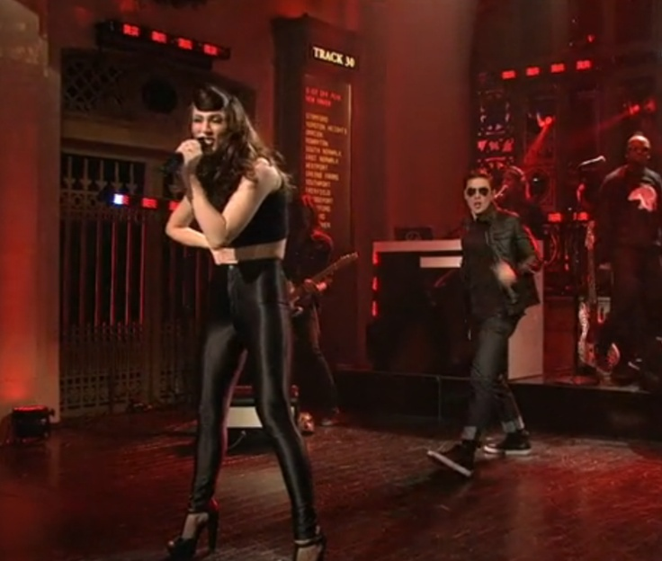 Karmin's got too much swag for SNL: Booksoh