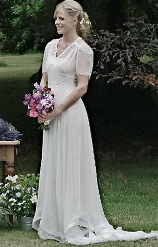 1940s wedding dresses