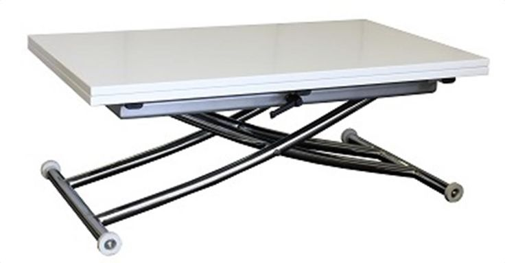 Jonas extendable coffee dining table toronto the jonas for Center table coffee table