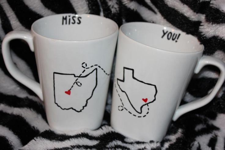 Friend mugs
