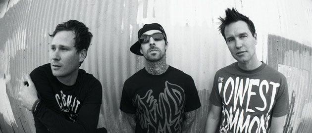 Blink 182-- what can I say, I just love them unconditionally. They make everything better, they are my cure for bad days. They inspire me, make me happy, and always make me smile. Always & forever. I love them, end of story.