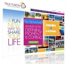 Talk fusion for business and fun..would you like it? go to www.13842sion.com57.talkfu