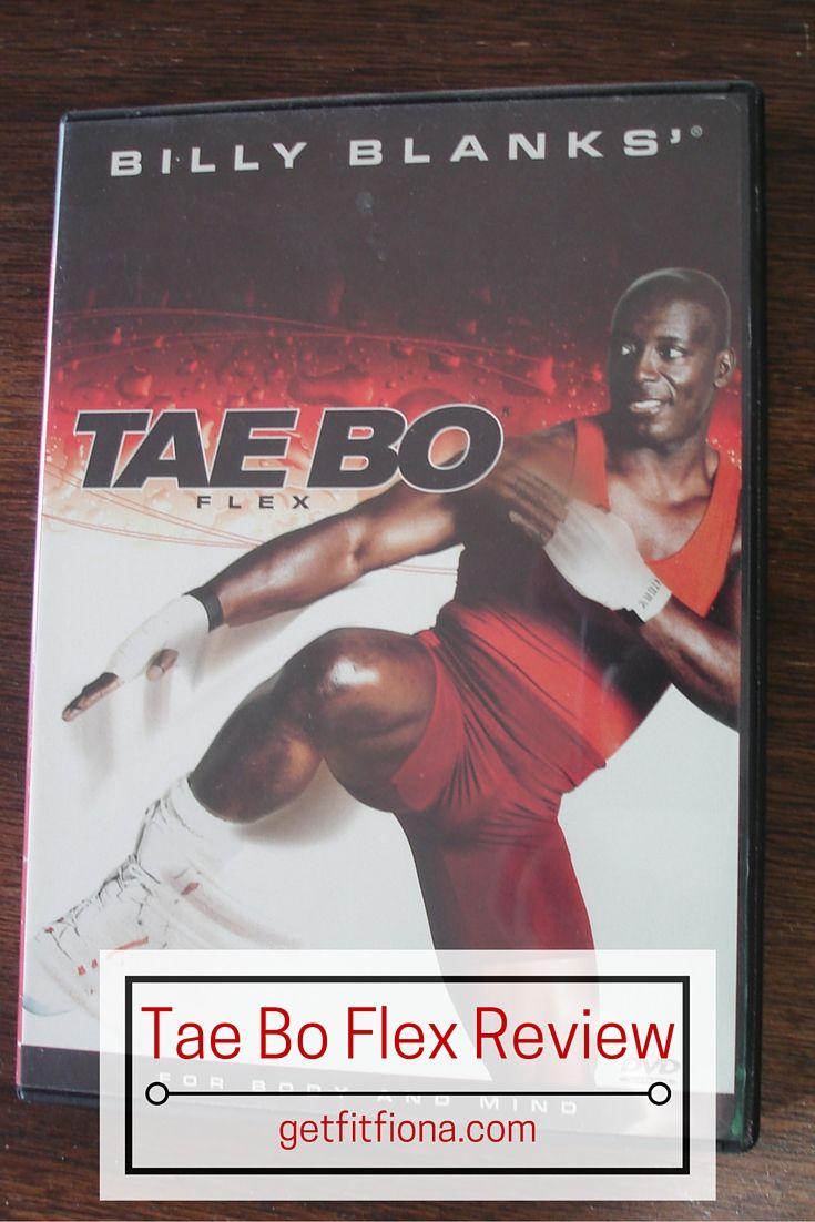 Tae Bo flex DVD review