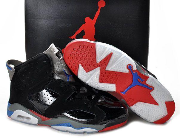 Buy Original Air Jordan VI 6 Retro Mens Shoes 2013 Black White Blue Shoes from Reliable Original Air Jordan VI 6 Retro Mens Shoes 2013 Black White Blue