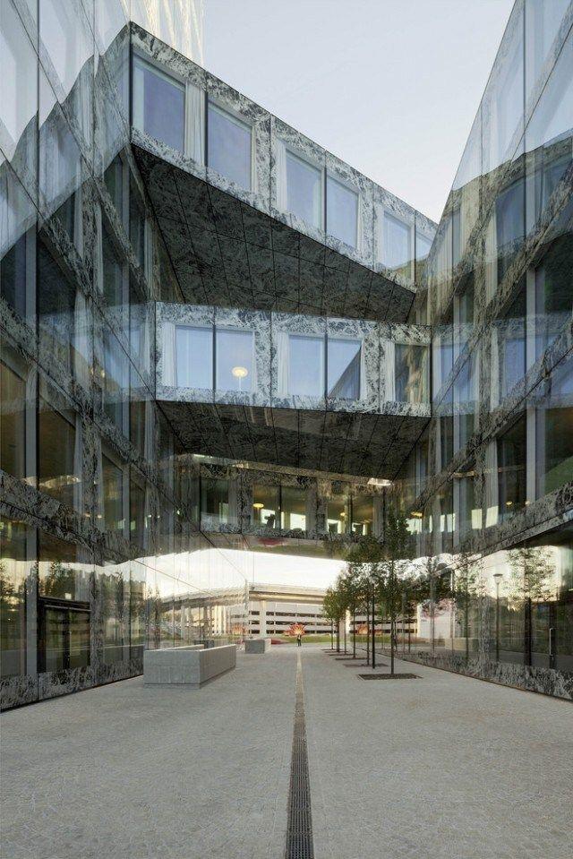Allianz Headquarters_Wiel Arets Architects http://leadpost.eu/lead/368