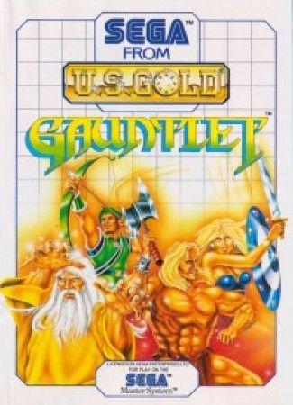 Sega Master System - Gauntlet