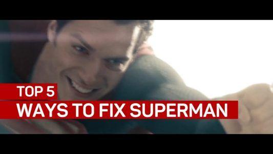 Top 5 ways to fix Superman #news #alternativenews