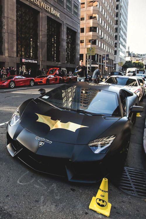 #Lamborghini Bat-Aventador Follow Pinterest: Junior D-Martin❤