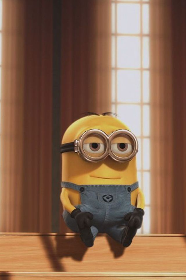 Minions Love Wallpaper For Iphone : Despicable Me Minion iPhone Wallpaper Despicable me ...