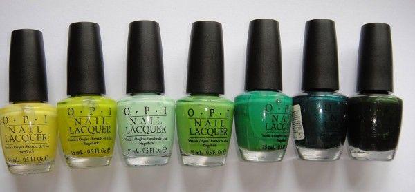 288 Best Images About Nail Polish Comparisons On Pinterest