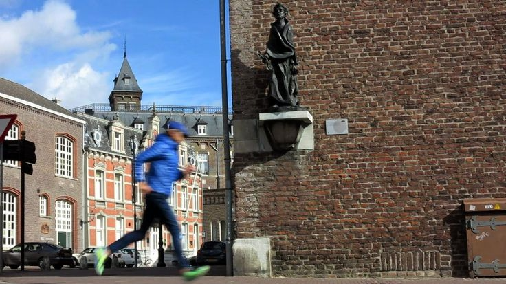 Running « Sittard (NL) « Historic city centre