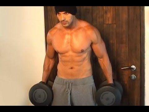 Celebrity workout routines bodybuilding exercises